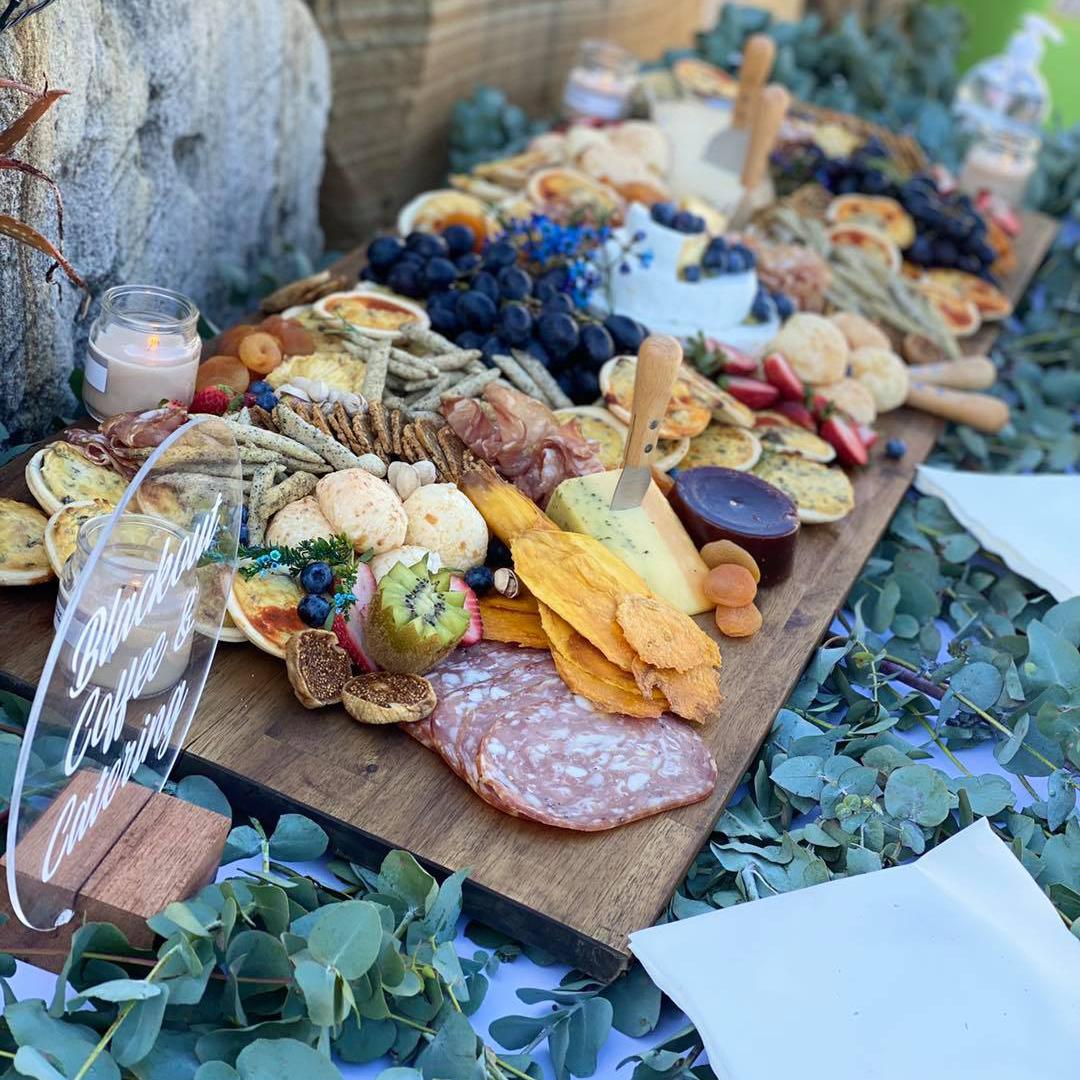 Gluten Free Grazing Table