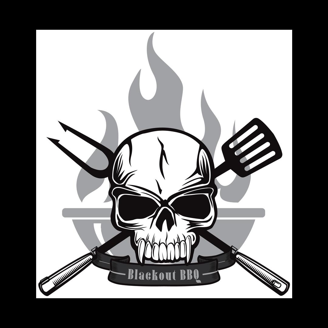 Blackout BBQ logo