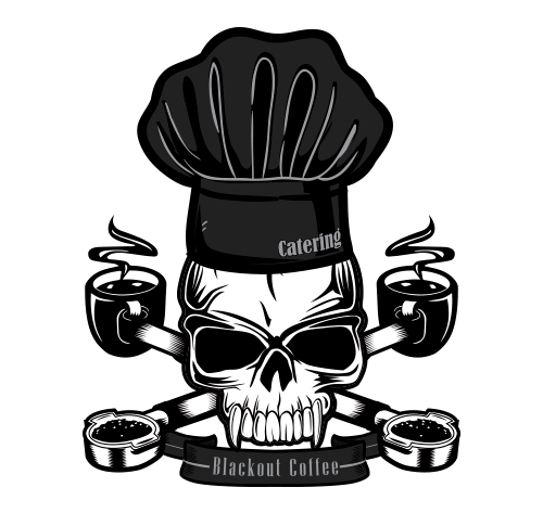 Blackout Catering Logo