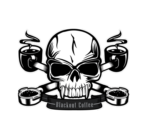 Blackout Coffee Logo