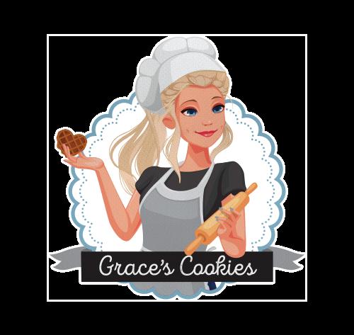 Grace's Cookies logo